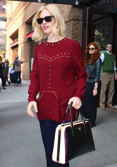 january-jones-prada-purse